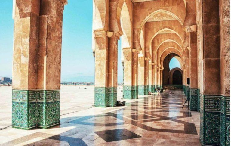 Hassan II Tower Casablanca